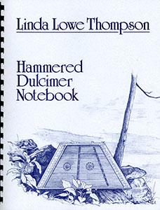 hammered dulcimer notebook